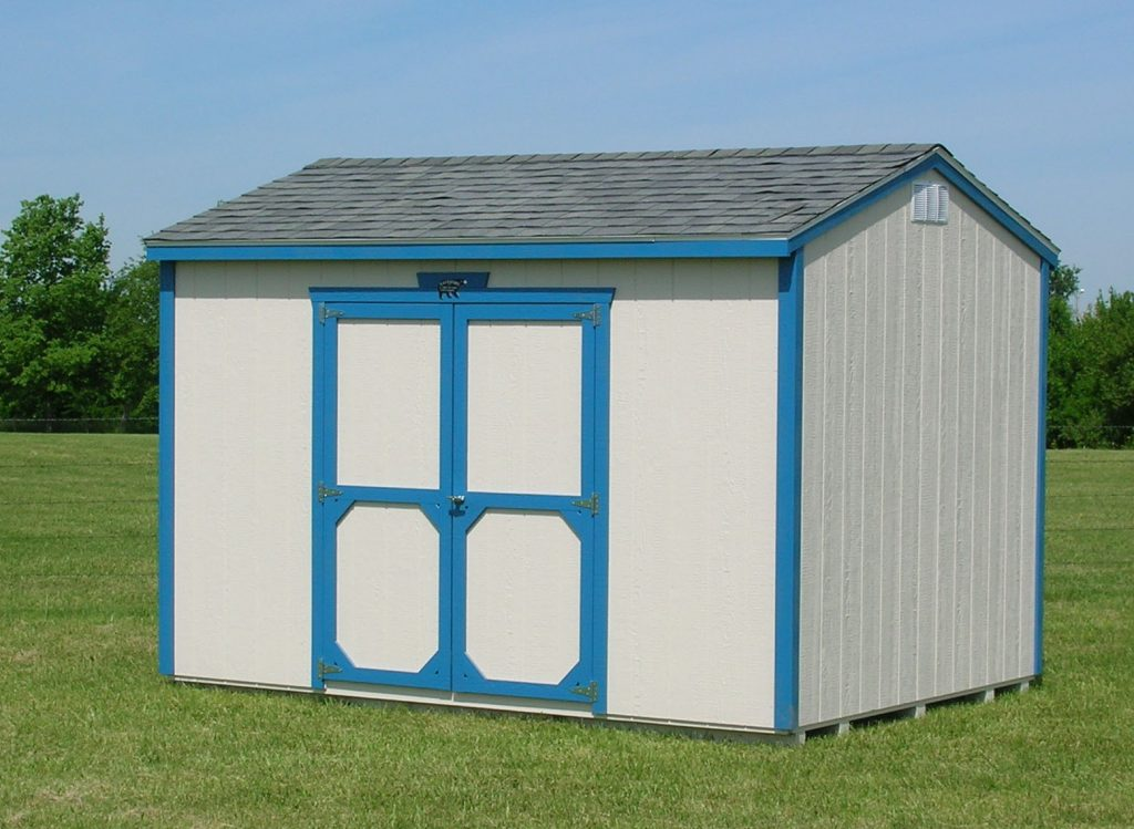 Workshop Style Storage Shed
