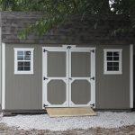 10x14 Side Lofted Barn