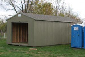 14x28 Garage