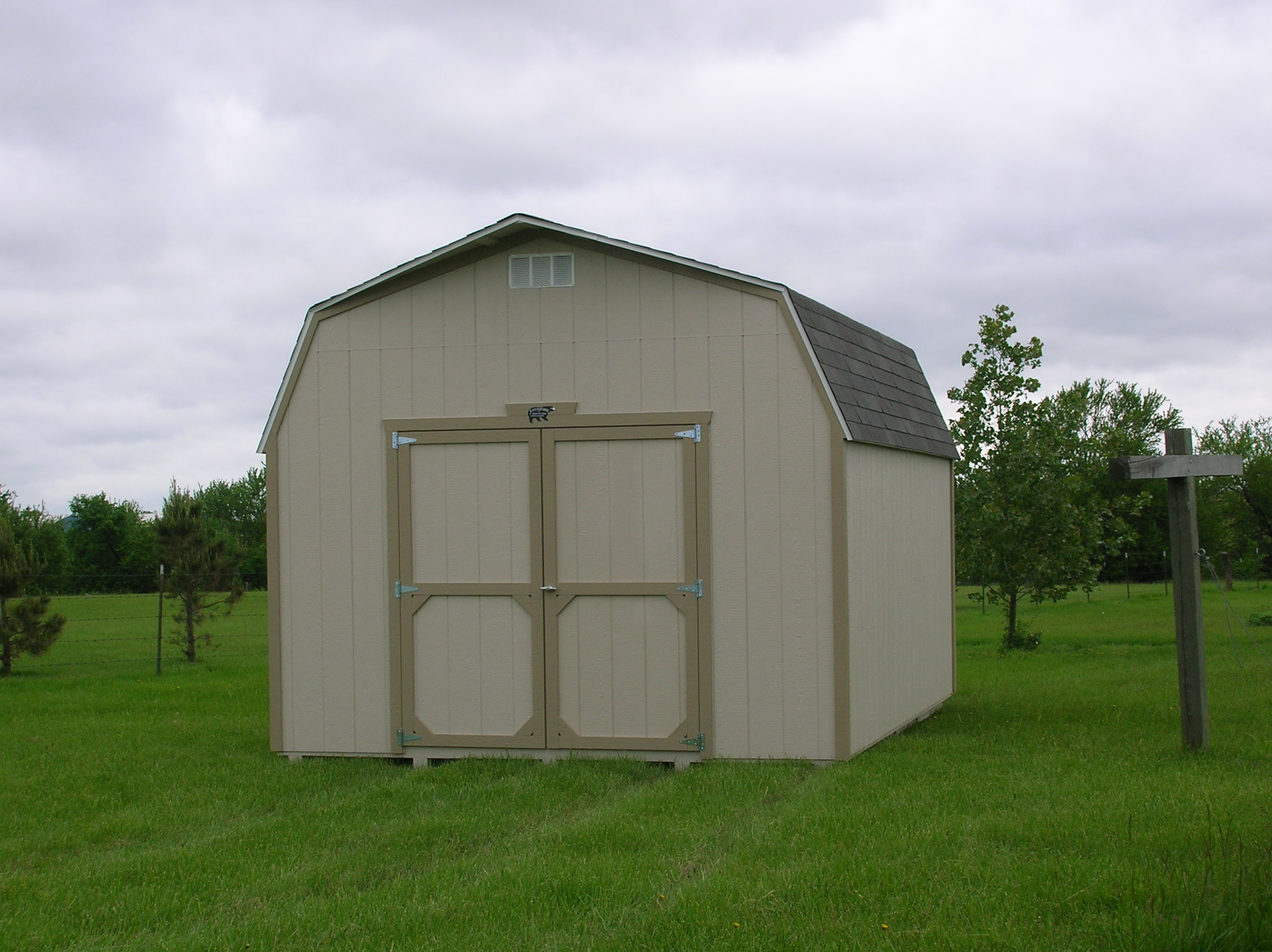 Storage Sheds – Black Bear Barns